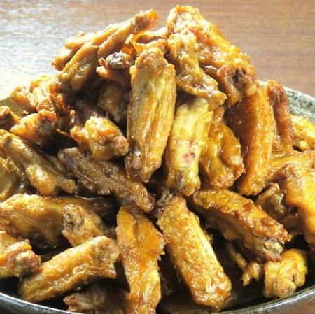 志木の鶏料理専門店[とりいちず]の絶品手羽唐