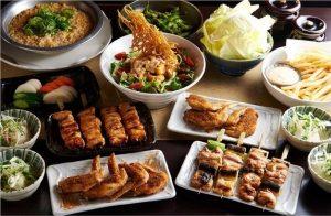 とりいちず 志木南口店の食べ飲み放題コース