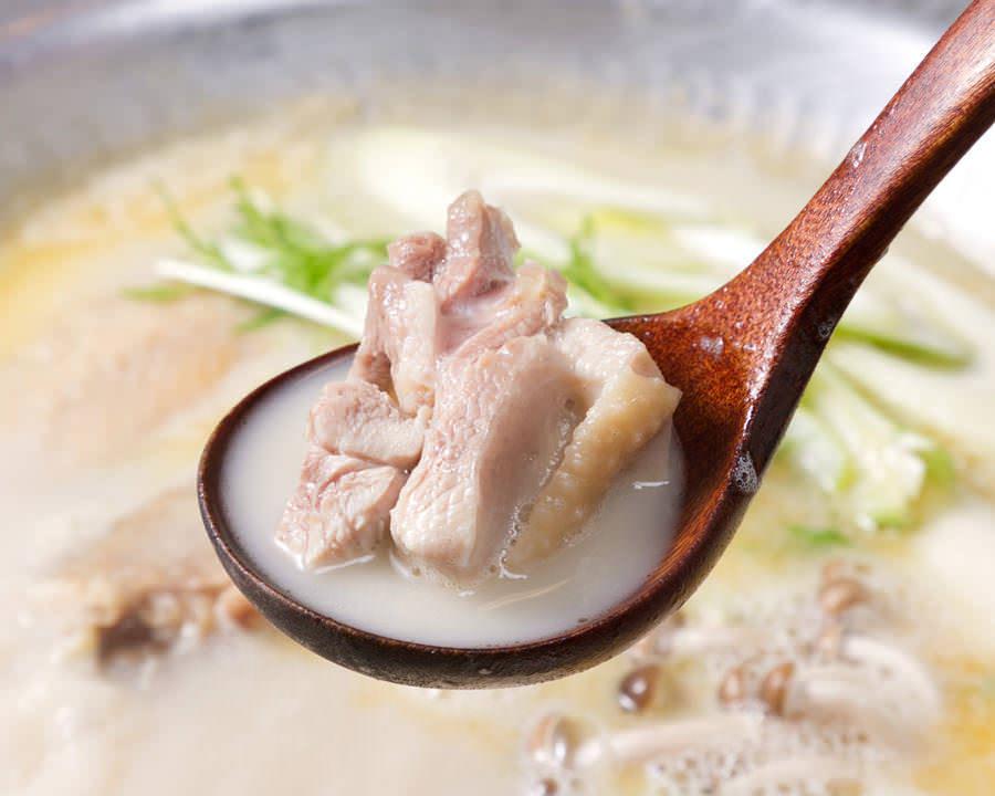 とりいちず 志木南口店で味わえるコラーゲンたっぷり鍋